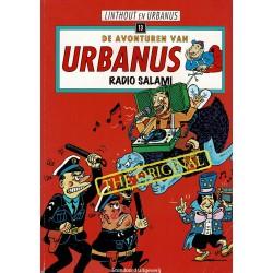 Urbanus - 013 Radio Salami - herdruk 2008