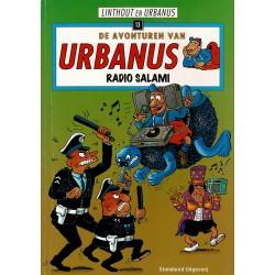 Urbanus - 013 Radio Salami - herdruk 2006