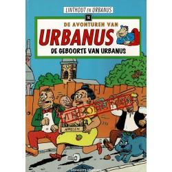 Urbanus - 014 De geboorte van Urbanus - herdruk 2008