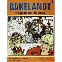 Bakelandt - 002 Het goud van de consul