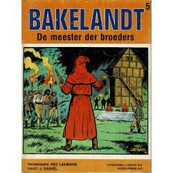 Bakelandt - 05 De meester der Broeders