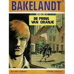 Bakelandt - 18 De prins van Oranje