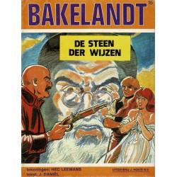 Bakelandt - 015 De steen der wijzen - eerste druk 1982