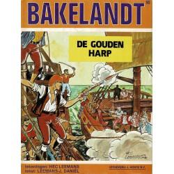 Bakelandt - 016 De gouden harp - eerste druk 1982