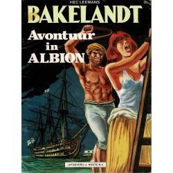 Bakelandt - 35 Avontuur in Albion - eerste druk