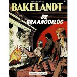 Bakelandt - 041 De graanoorlog