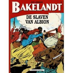 Bakelandt - 074 De slaven van Albion - eerste druk 1998