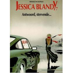 Jessica Blandy - 007 Antwoord, stervende… - eerste druk 1992