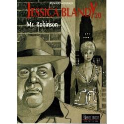 Jessica Blandy - 020 Mr. Robinson - eerste druk 2002