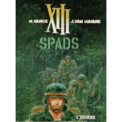 XIII - 004 Spads - herdruk 1995