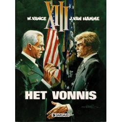 XIII - 012 Het vonnis - eerste druk 1997