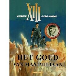 XIII - 017 Het goud van Maximiliaan - eerste druk 2005