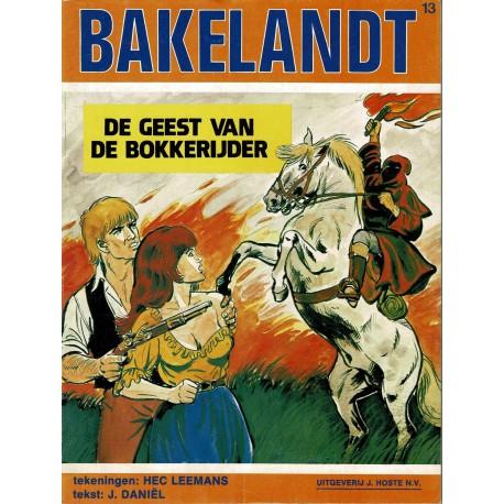 Bakelandt - 13 De geest van de Bokkerijder