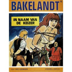 Bakelandt - 019 In naam van de keizer - eerste druk 1983