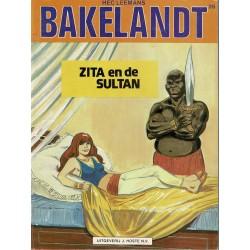 Bakelandt - 028 Zita en de sultan - eerste druk 1985