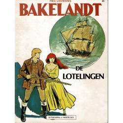 Bakelandt - 031 De lotelingen - eerste druk 1986