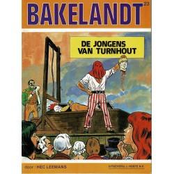 Bakelandt - 23 De jongens van Turnhout