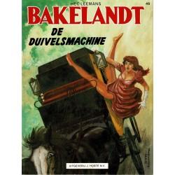Bakelandt - 46 De duivelsmachine - eerste druk