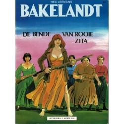 Bakelandt - 032 De bende van Rooie Zita - eerste druk 1986