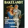 Bakelandt - 033 De geheimagent van Napoleon - eerste druk 1986
