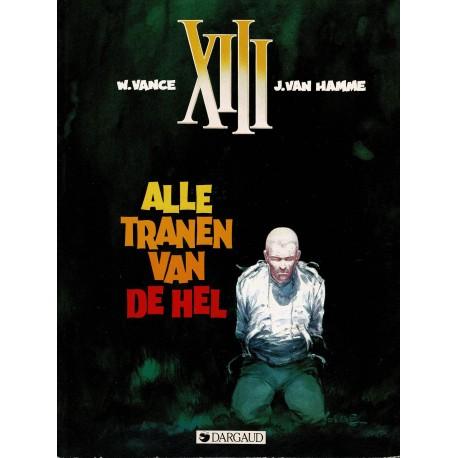 XIII - 003 Alle tranen van de hel - herdruk 1998