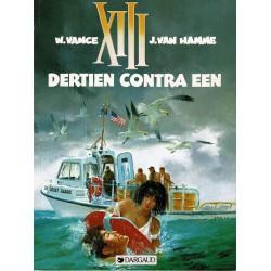 XIII - 008 Dertien contra een - herdruk 1998