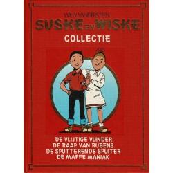 Suske en Wiske - Lekturama hardcover 025 - eerste druk 1988