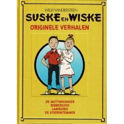 Suske en Wiske Originele Verhalen - Lekturama hardcover A04 - eerste druk 1999