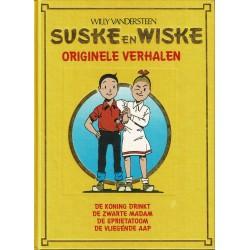 Suske en Wiske Originele Verhalen - Lekturama hardcover A02 - eerste druk 1998