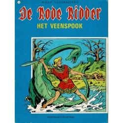 De Rode Ridder - 003 Het veenspook - herdruk 1983