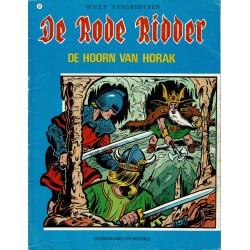De Rode Ridder - 012 De hoorn van Horak - herdruk 1979