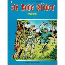 De Rode Ridder - 043 Parcifal - herdruk 1979