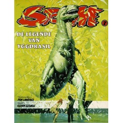 Storm - 007 De legende van Yggdrasil - herdruk 1993