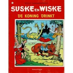 Suske en Wiske - 105 De koning drinkt - herdruk 2004
