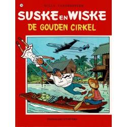 Suske en Wiske - 118 De gouden cirkel - herdruk 2000