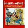 Suske en Wiske - 121 De duistere diamant - herdruk 1989