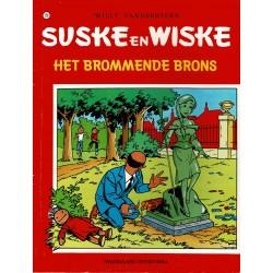 Suske en Wiske - 128 Het brommende brons - herdruk 1999