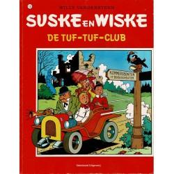 Suske en Wiske - 133 De tuf-tuf-club - herdruk 2004