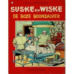 Suske en Wiske - 139 De boze boomzalver - herdruk 1982