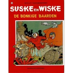 Suske en Wiske - 206 De bonkige baarden - herdruk 2002