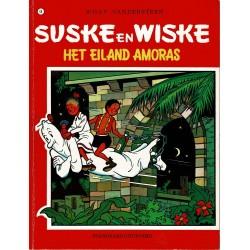 Suske en Wiske - 068 Het eiland Amoras - herdruk 1998