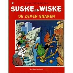 Suske en Wiske - 079 De zeven snaren - herdruk 2006
