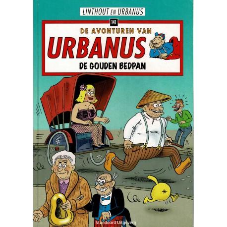Urbanus - 141 De gouden bedpan