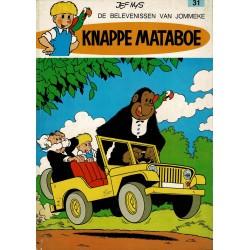 Jommeke - 031 Knappe Mataboe - herdruk 1979