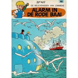 Jommeke - 060 Alarm in de rode baai - herdruk 1980