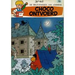 Jommeke - 072 Choco ontvoerd - herdruk 1981