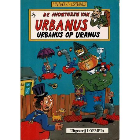 Urbanus - 004 Urbanus op Uranus