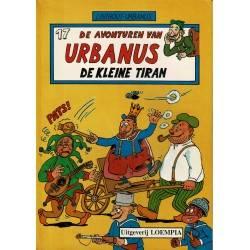 Urbanus - 017 De kleine tiran