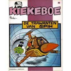Kiekeboe - 012 De trawanten van Spih - eerste druk 1980