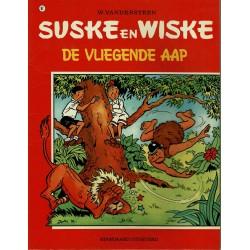 Suske en Wiske - 087 De vliegende aap - herdruk 1973